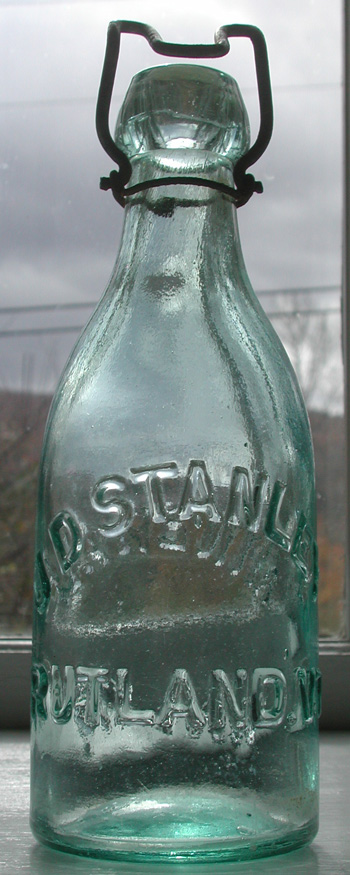 Vermont mineral water antique bottle